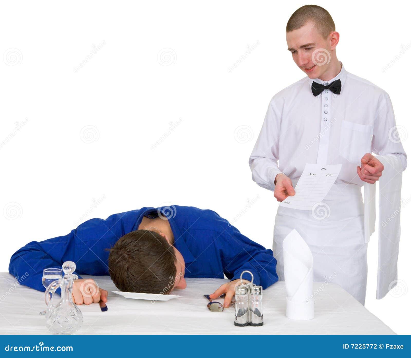 Drunk Guest