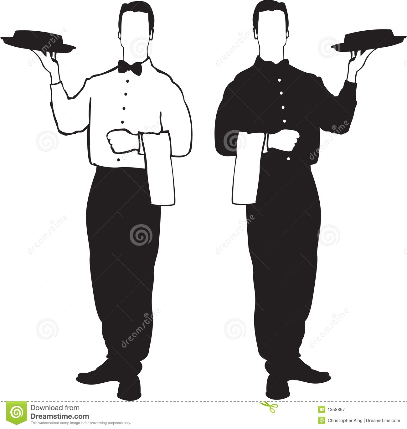 waiter illustrations service royalty free stock tiara clipart downloadable tiara clip art free download