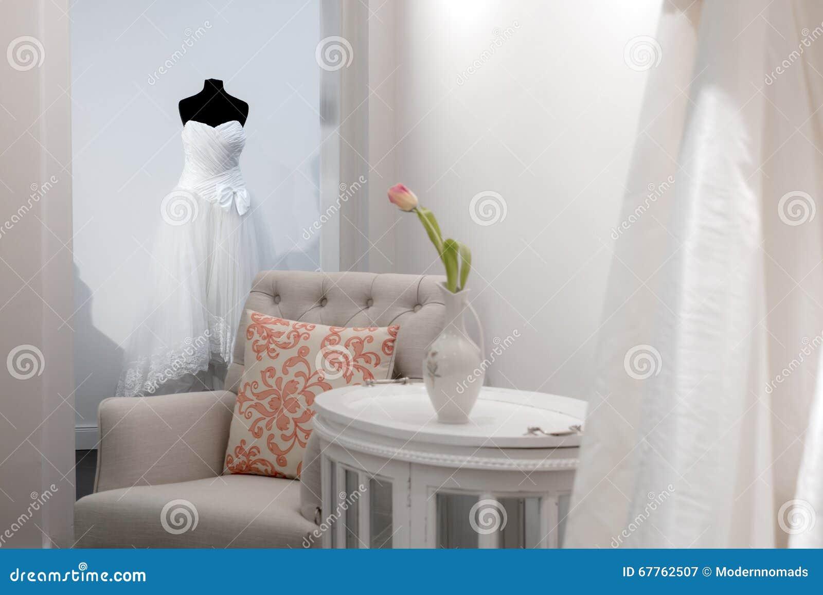 Wedding Dress Table