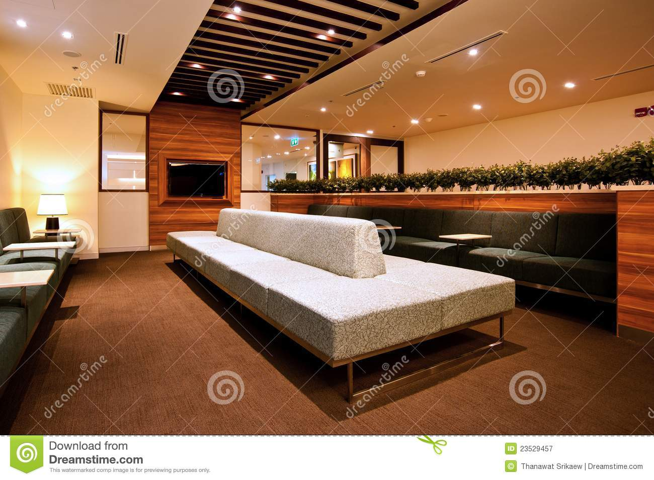 Waiting Room Stock Image Image Of Room Furniture