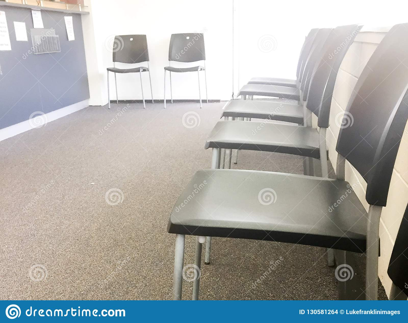 Picture of: Waiting Room Chairs Stock Photo Image Of Decorate Modern 130581264