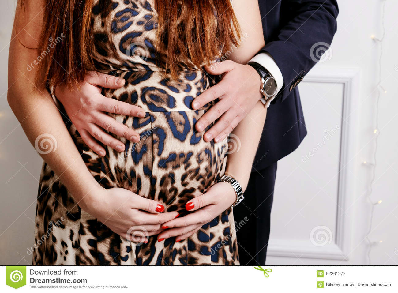 Waiting For You Baby Stock Photo Image Of Holding Lifestyle