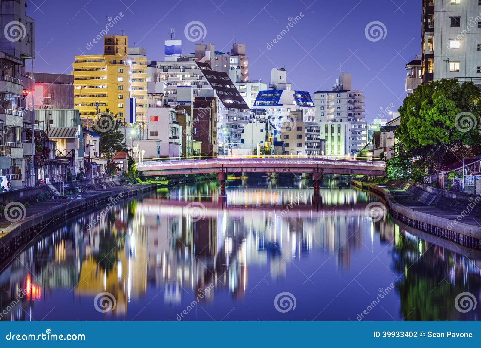 Wakayama, arquitetura da cidade de Japão