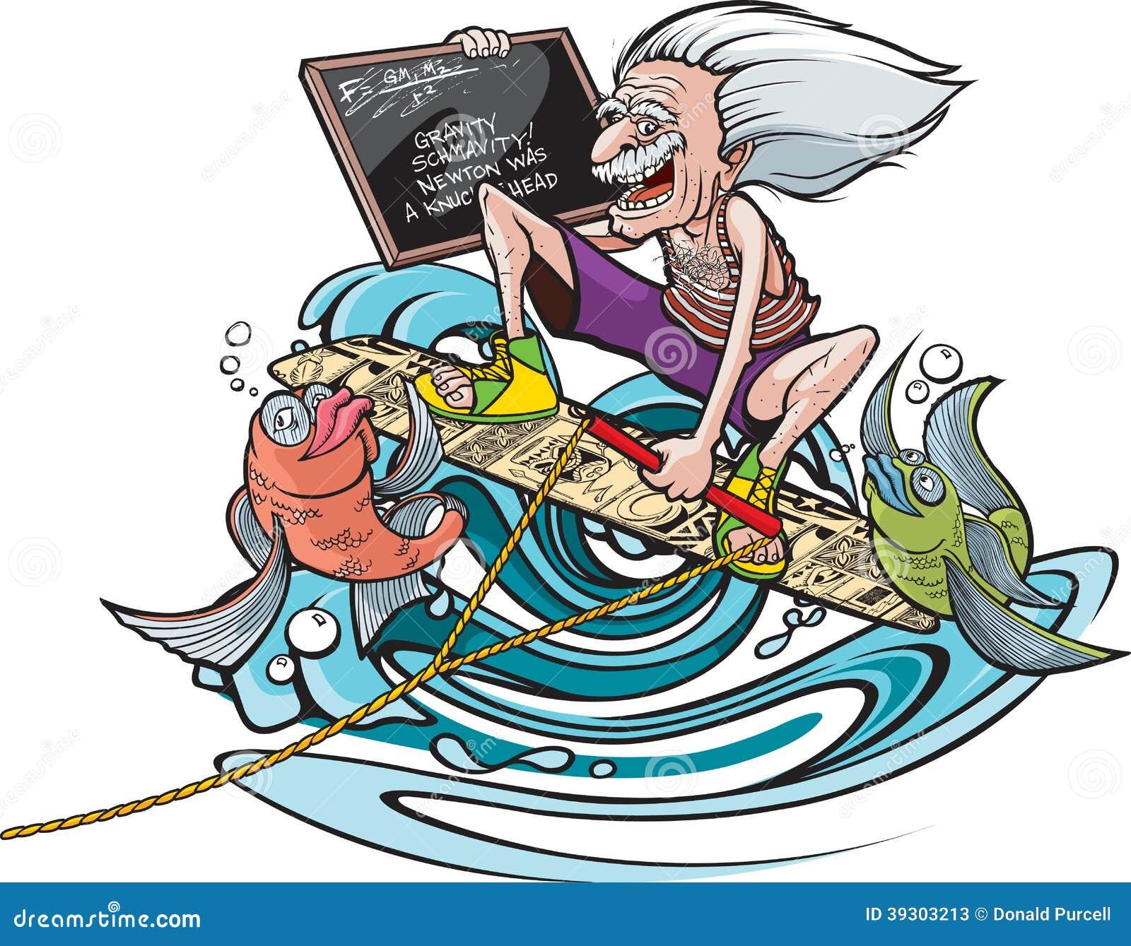Wakeboard Genius Stock Illustration Illustration Of Surf