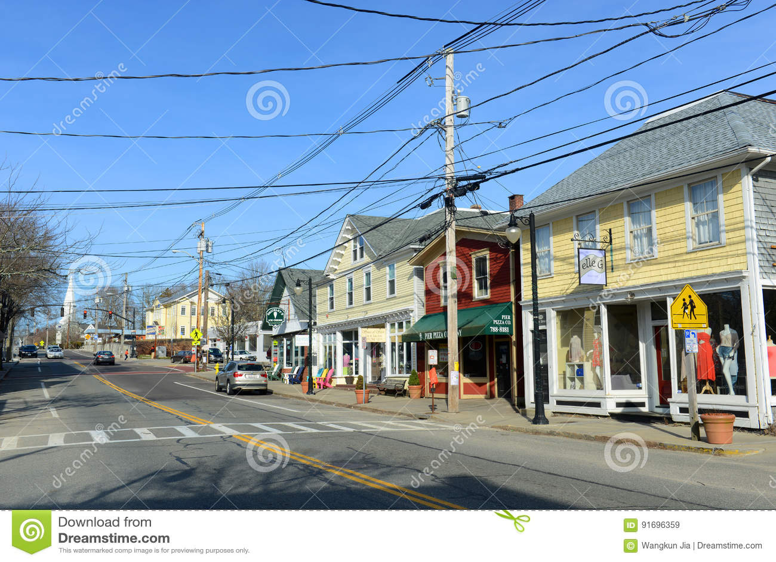 Wakefield, Południowy Kingstown, RI