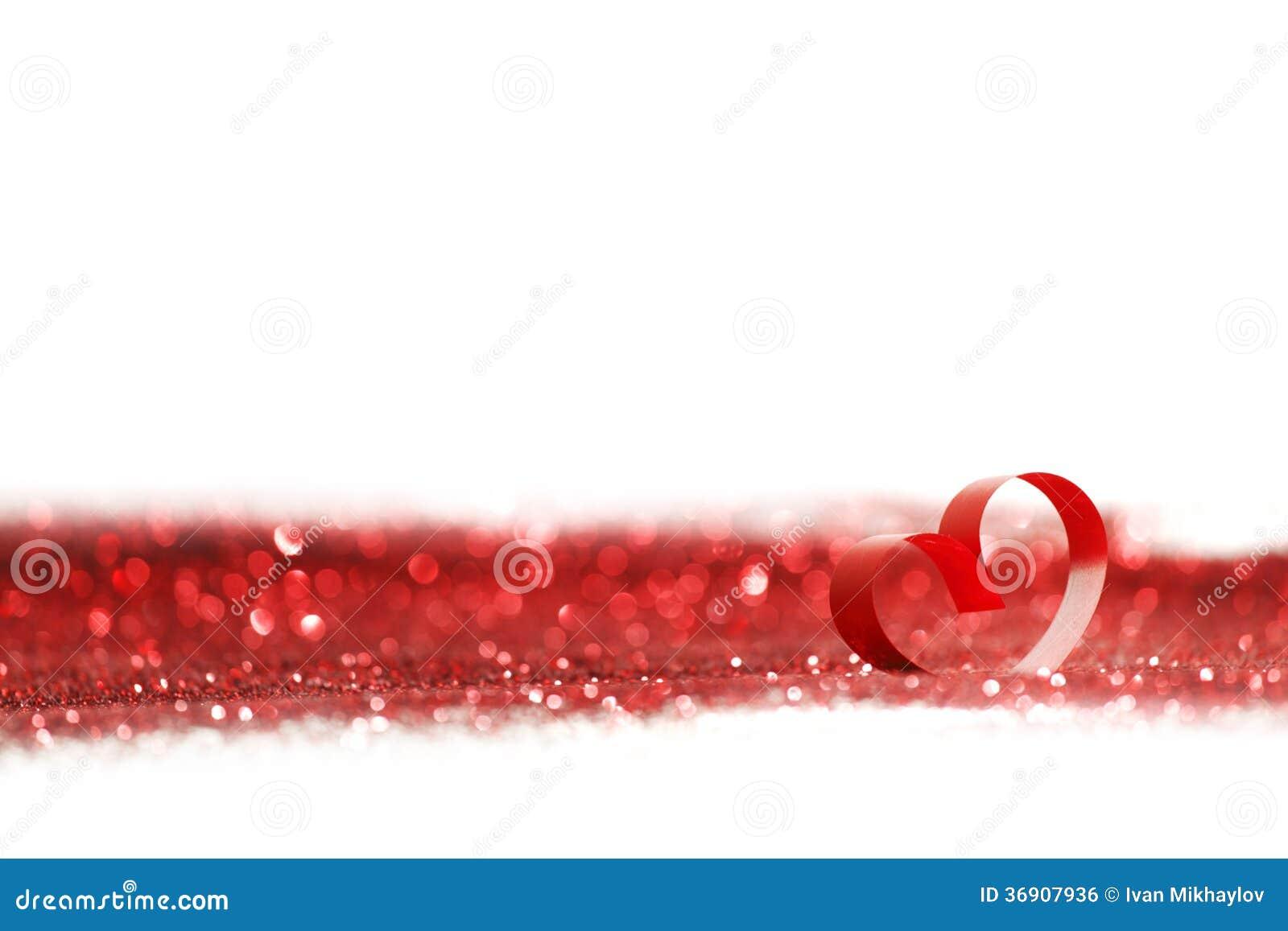 Walentynka dnia dekoracyjny serce