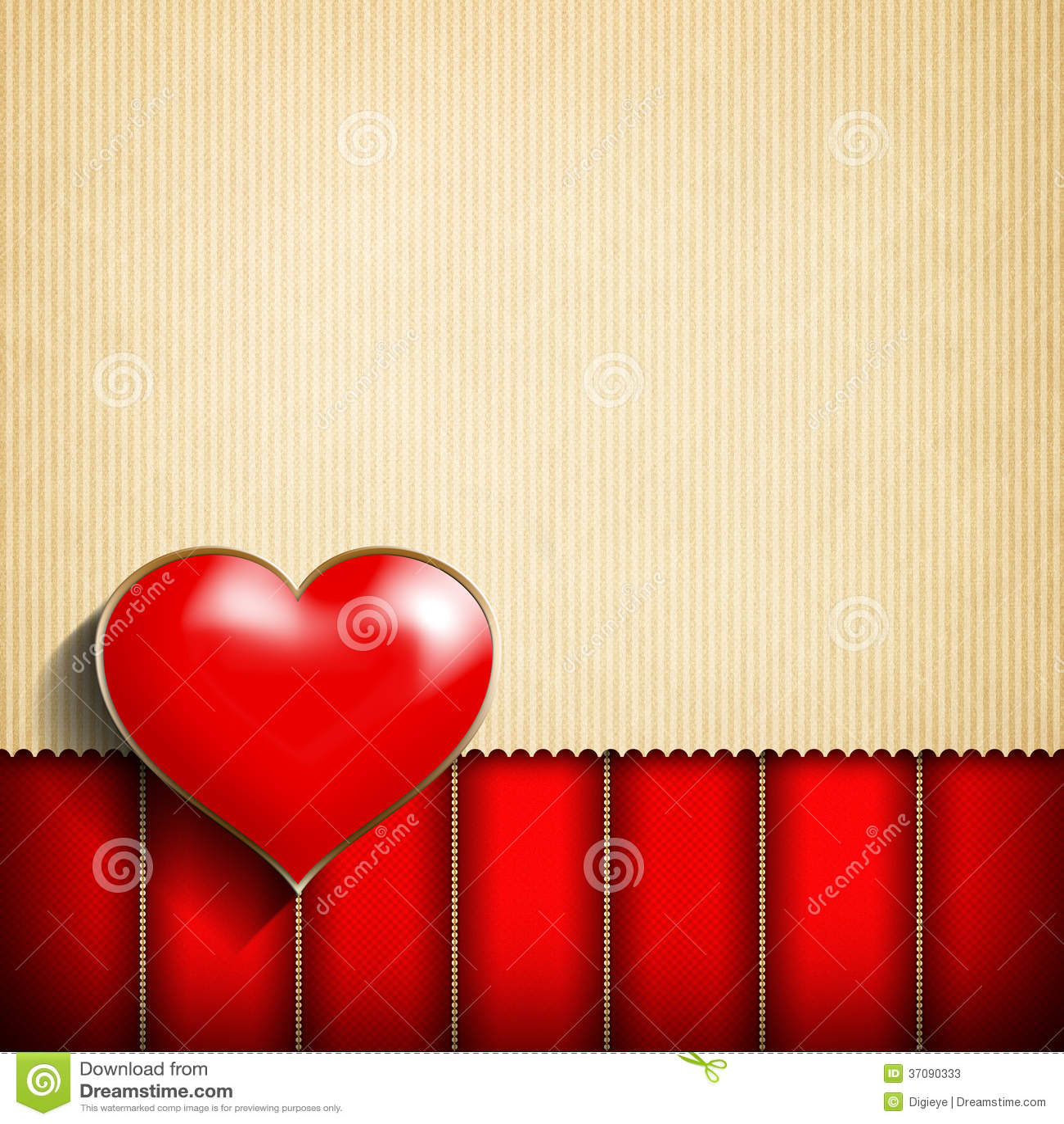 Download Walentynka dnia karty tło ilustracji. Ilustracja złożonej z tło - 37090333