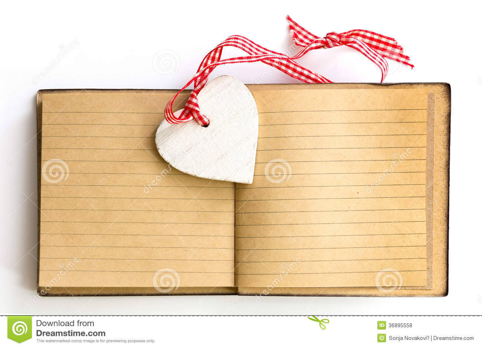 Walentynka dnia notatki serce