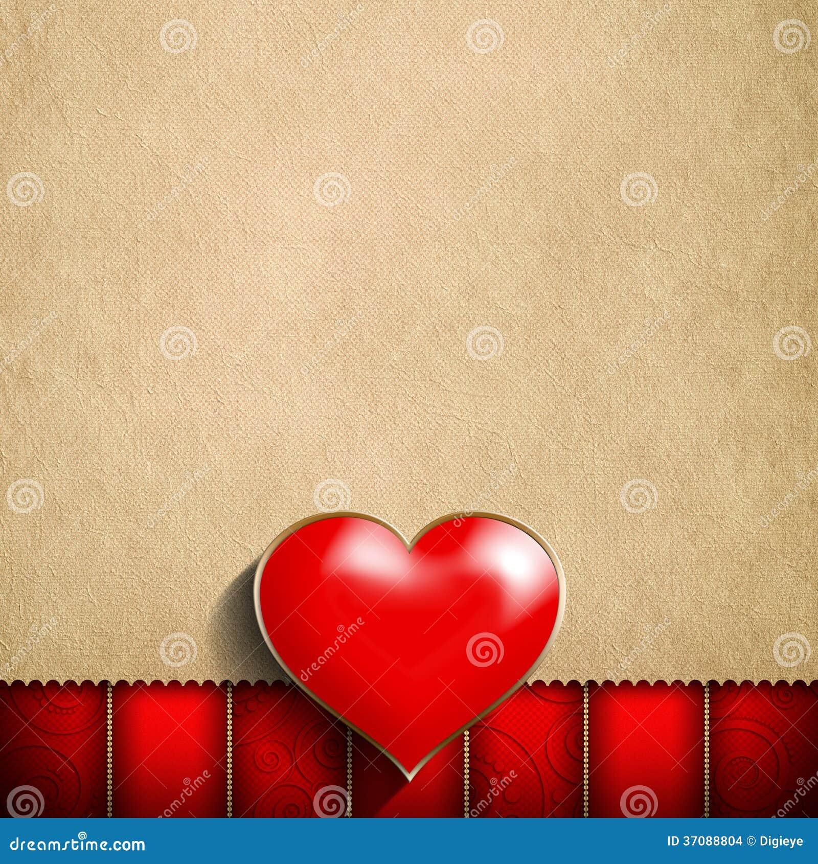 Download Walentynka dnia tło ilustracji. Ilustracja złożonej z dekoracje - 37088804