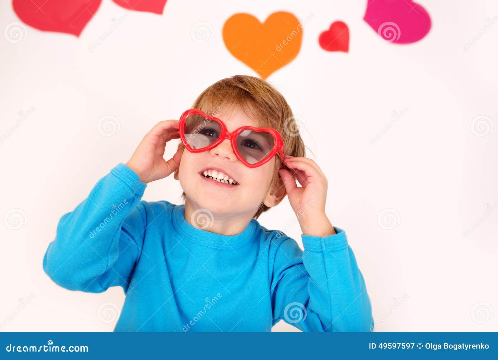 Walentynka dzień: Dzieciak zabawa