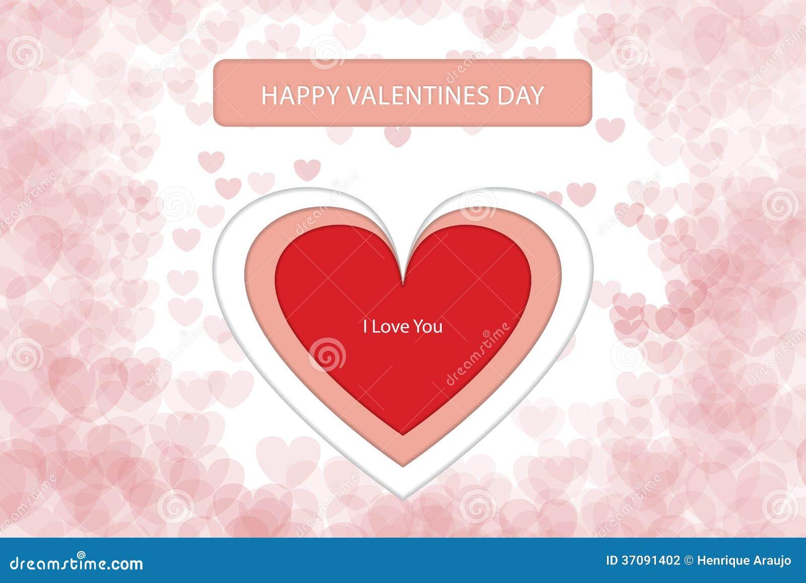 Download Walentynka dzień ilustracja wektor. Ilustracja złożonej z tło - 37091402