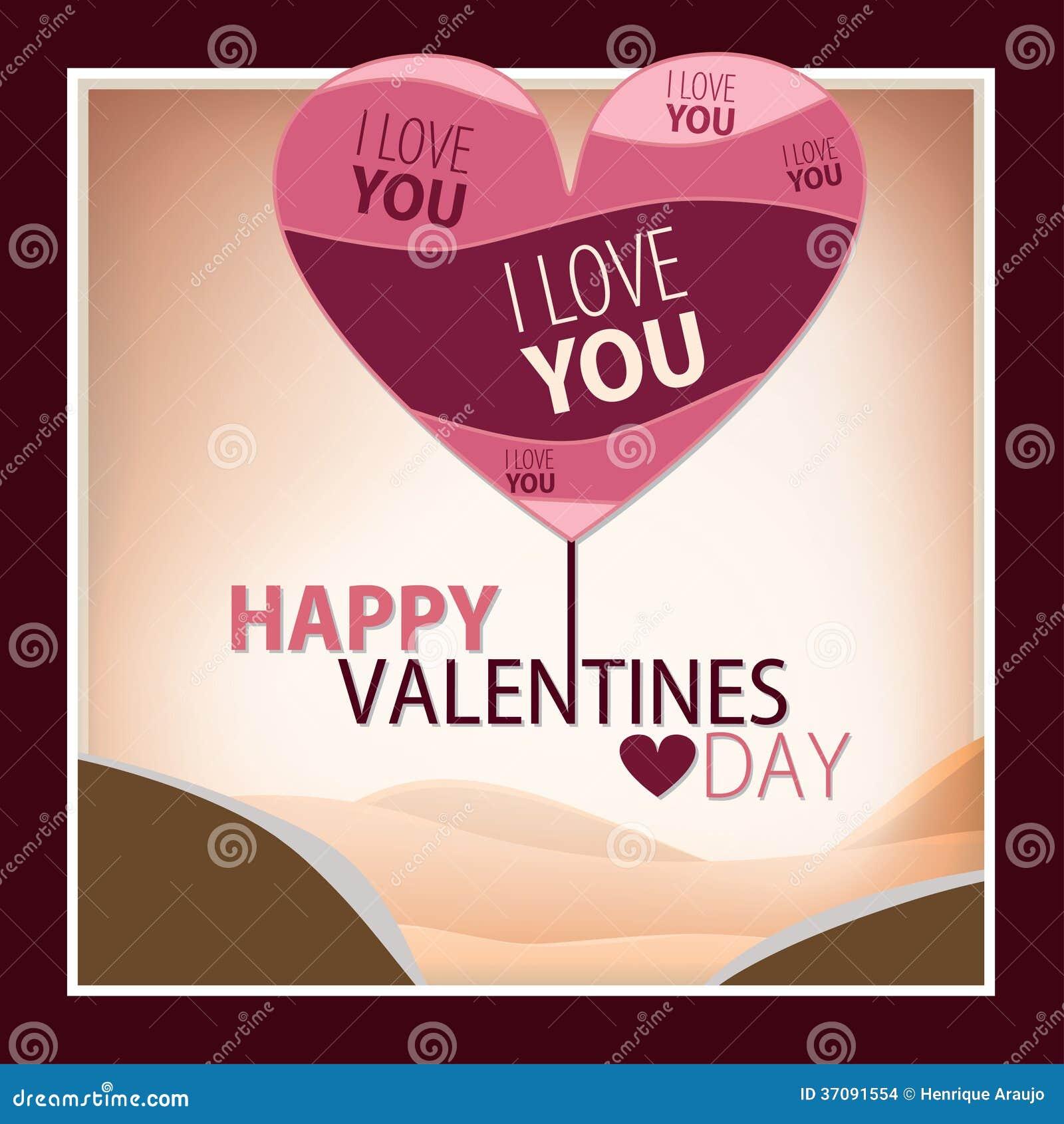 Download Walentynka dzień ilustracja wektor. Ilustracja złożonej z heart - 37091554