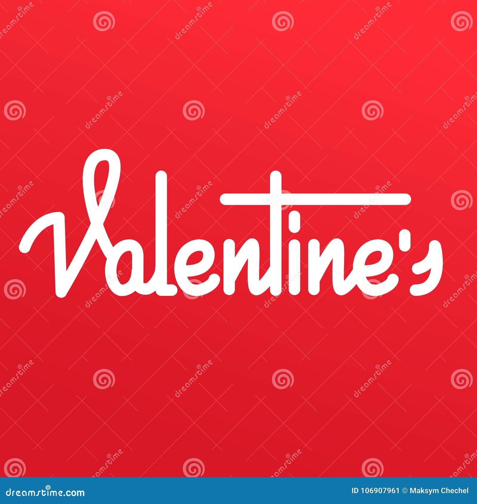 Walentynki Literowanie loga projekt dla walentynki ` s dnia