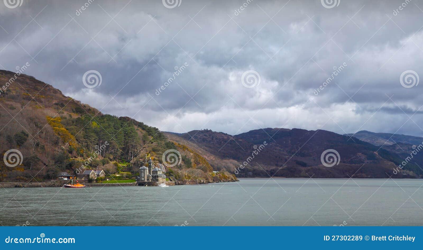 Walesisk liggande UK