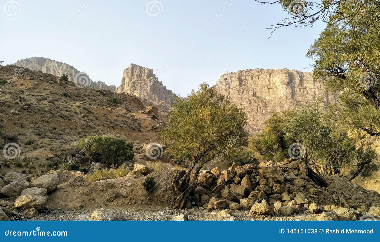 Wali Tangi Park Quetta Pakistan