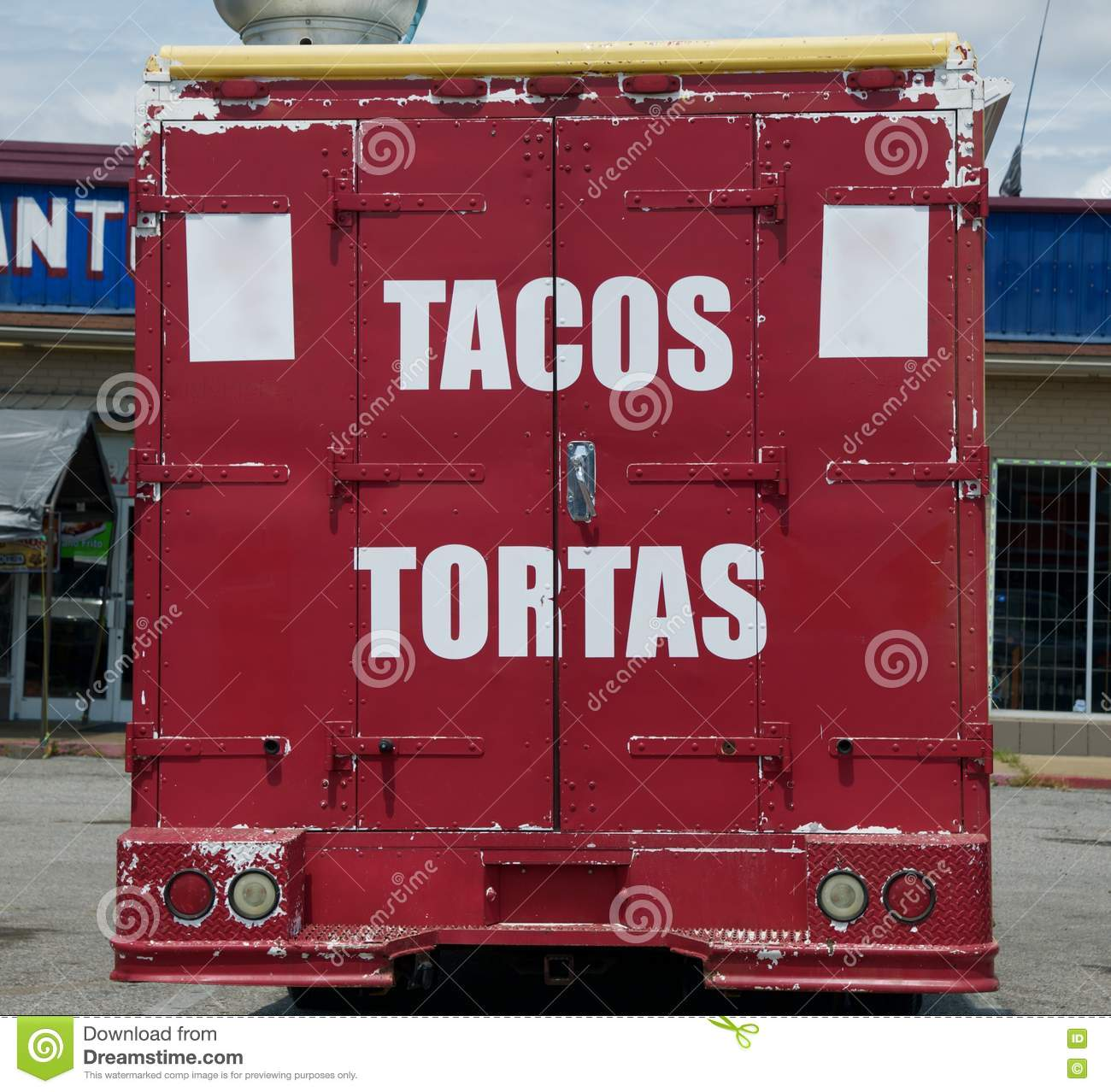 Tacos and Tortas Food Truck