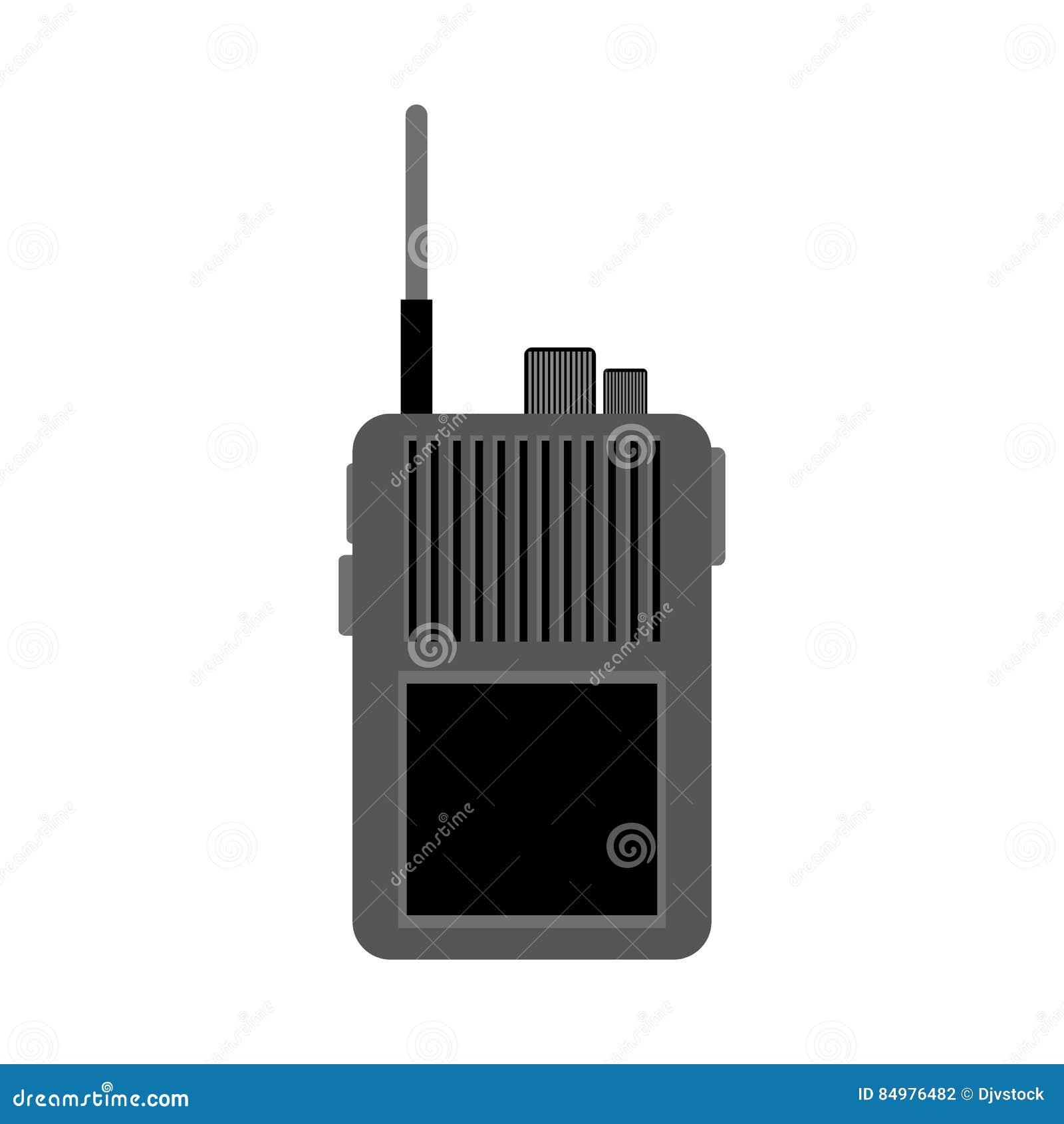 Walkie Talkie Contour Military Communication Equipment Stock