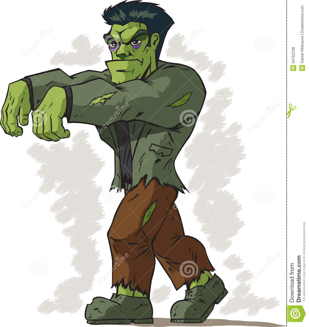 Walking Frankenstein Royalty Free Stock Photos - Image ...