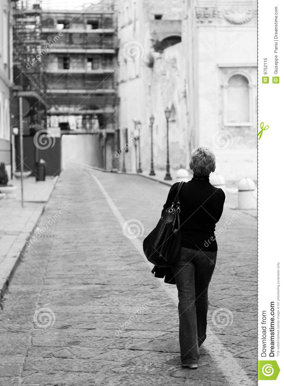 Walking In A Straight Line Clipart : Walking on the line royalty free stock photo image