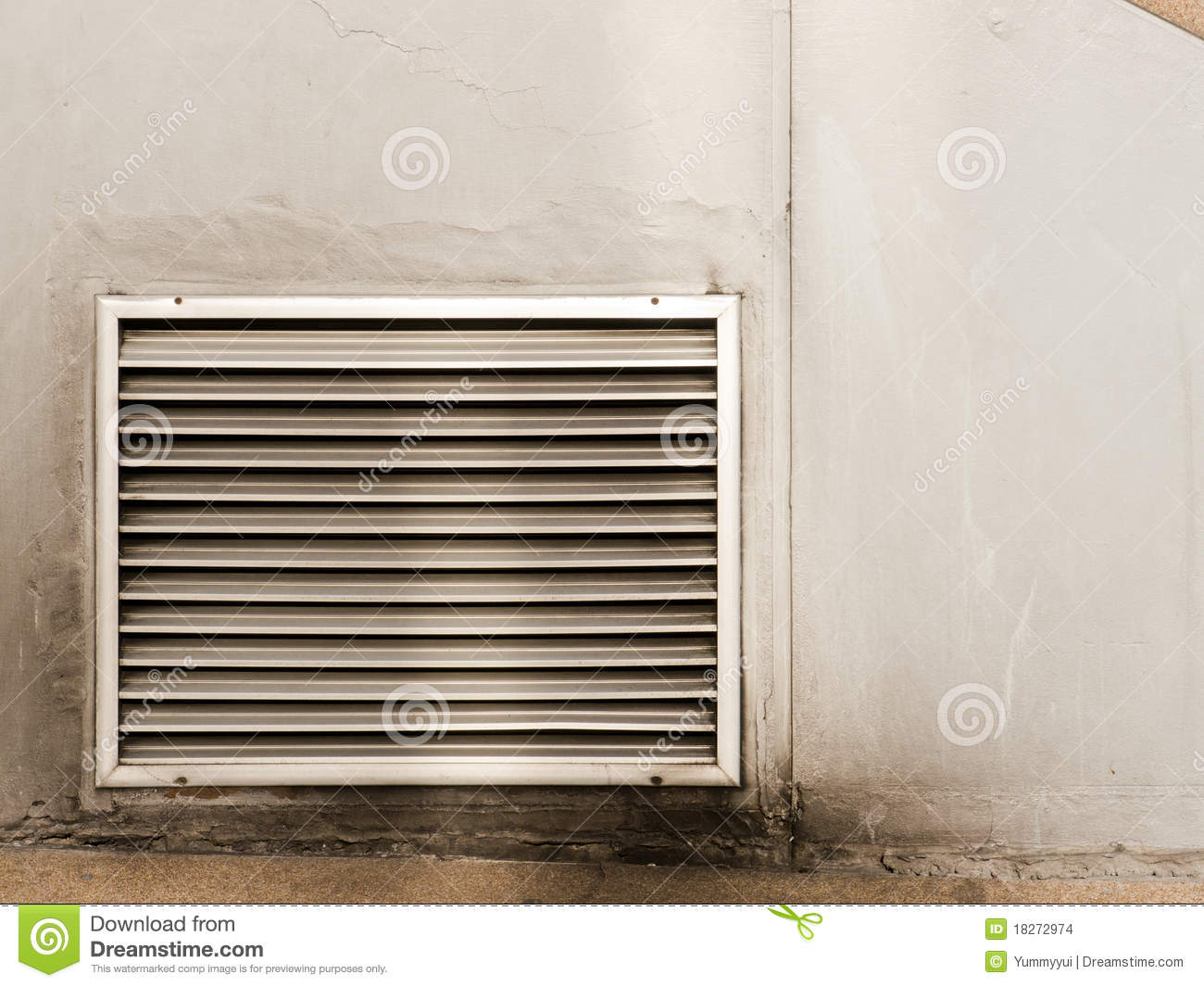 Air Ventilator Wall : Wall air vent stock photo image of detail gritty mask