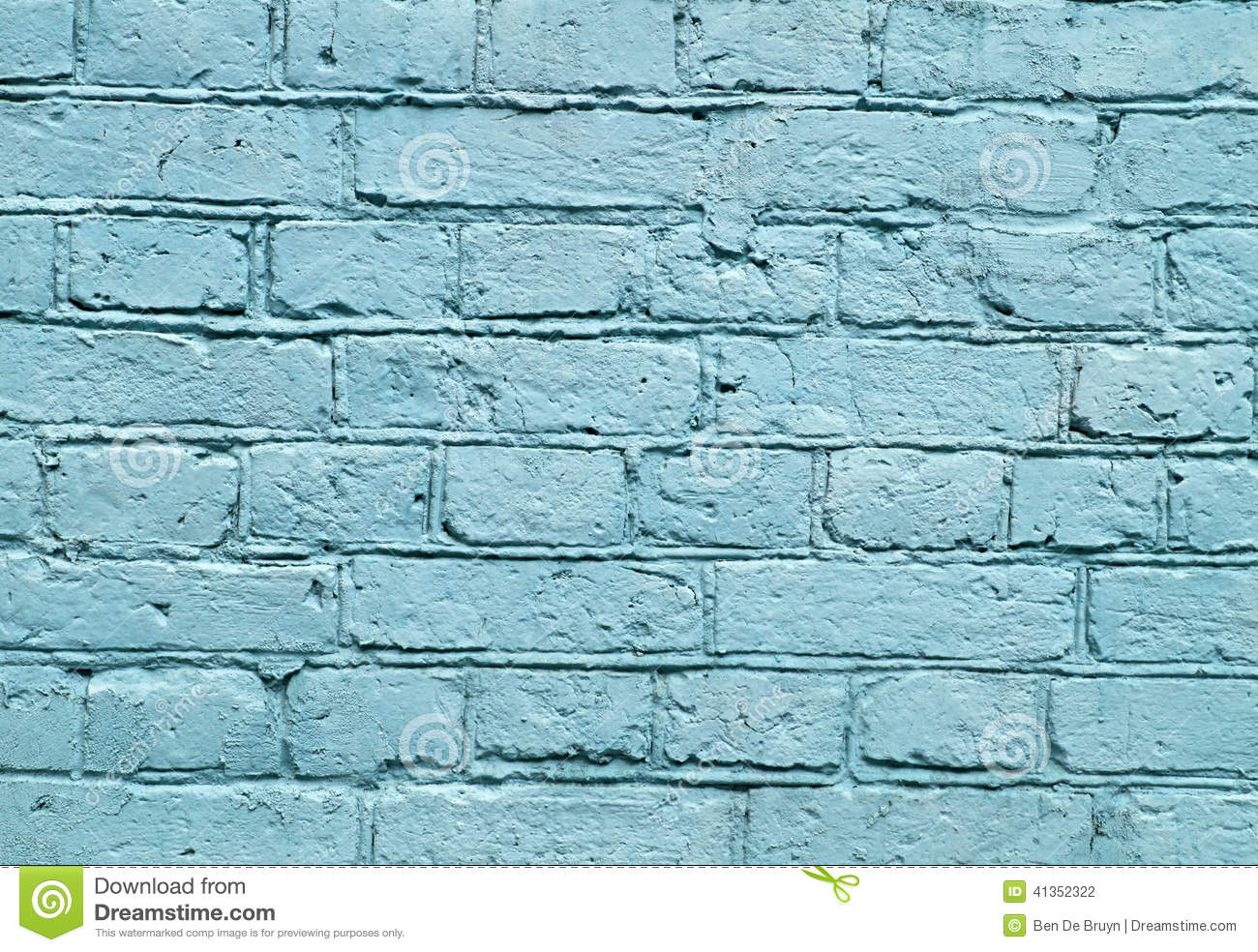 How To Paint A Brick Wall To Look Worn