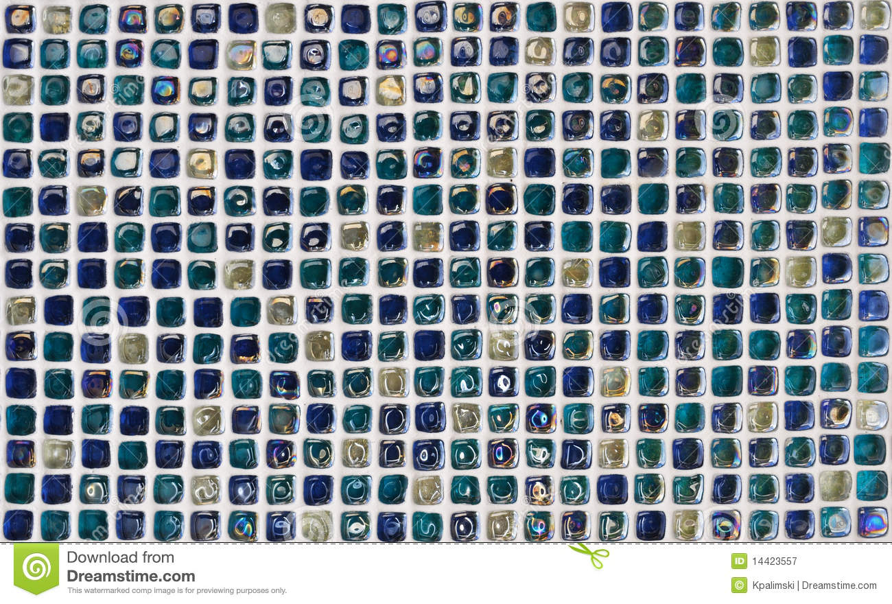Mosaic Tiles Texture Stock Image Image Of Glass Abstract