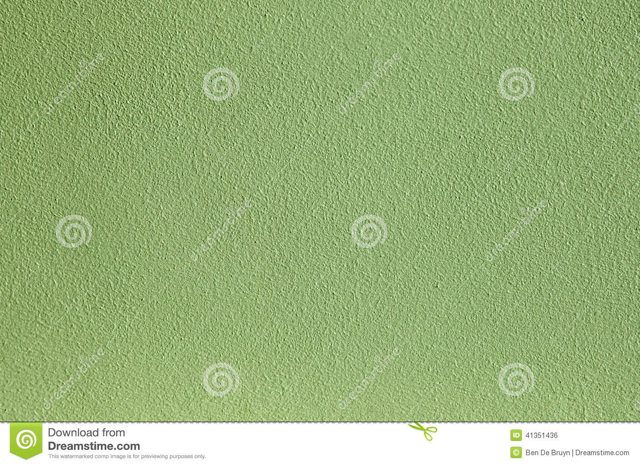 Wall With Green Paint Pattern Paint Stock Photo - Image: 41351436