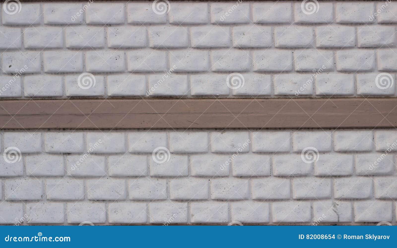 Decorative Stone Blocks : Wall made of decorative stone blocks stock photo image