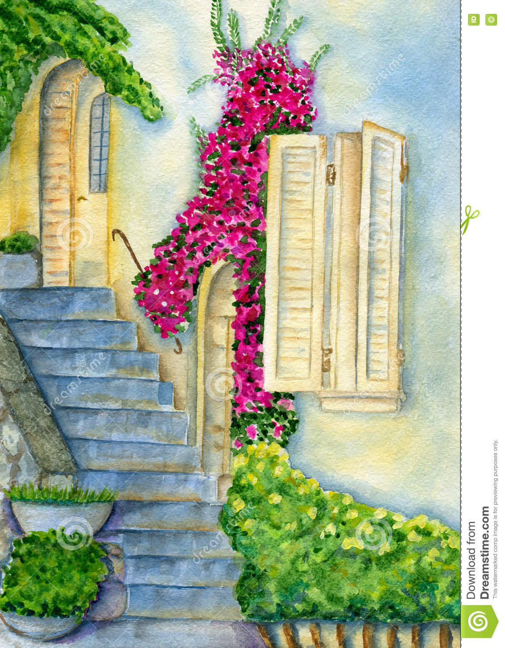 Wall of old house stock illustration. Illustration of rustic - 76598102