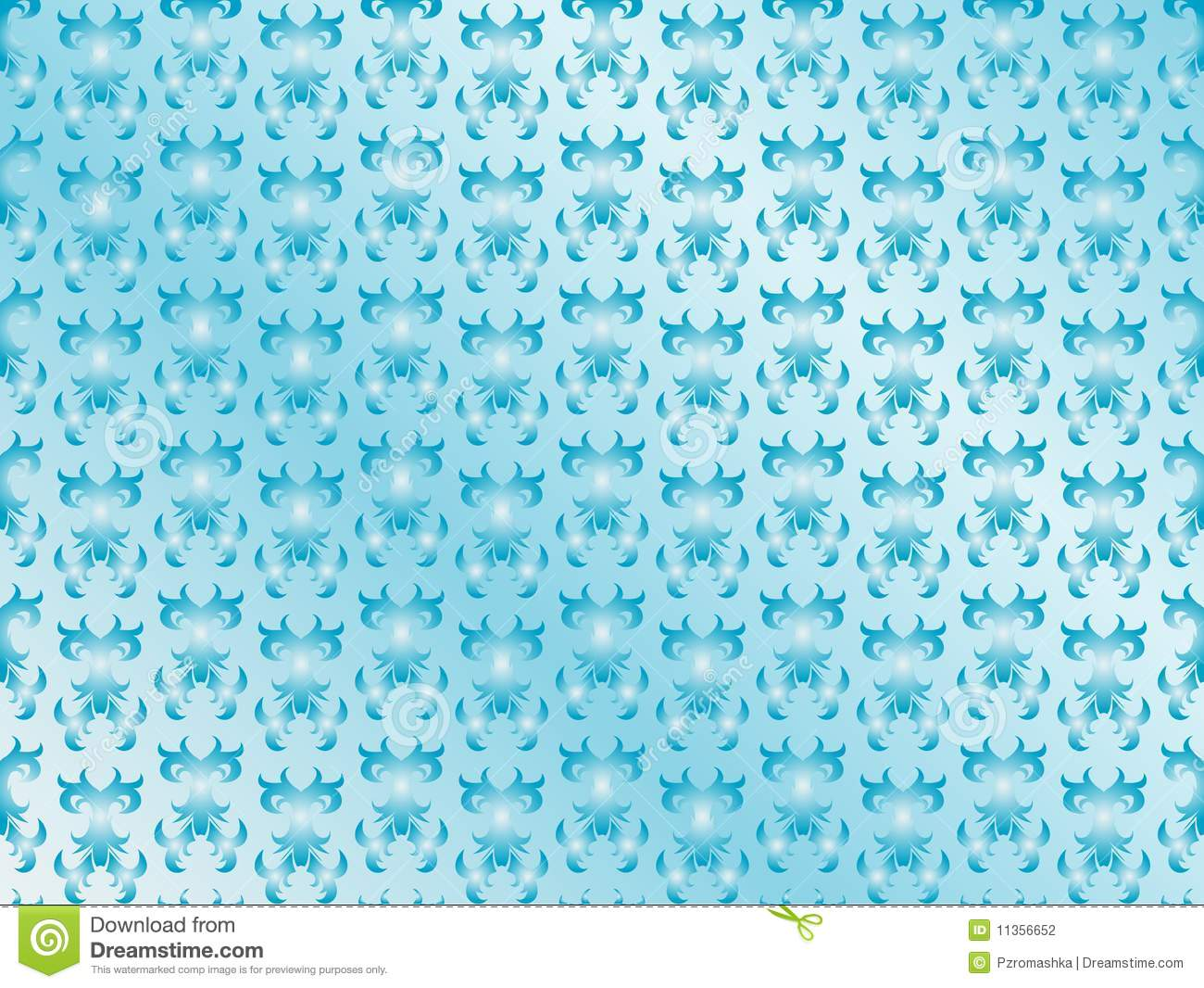 Wall-paper Of Dark Blue Colour Stock Illustration