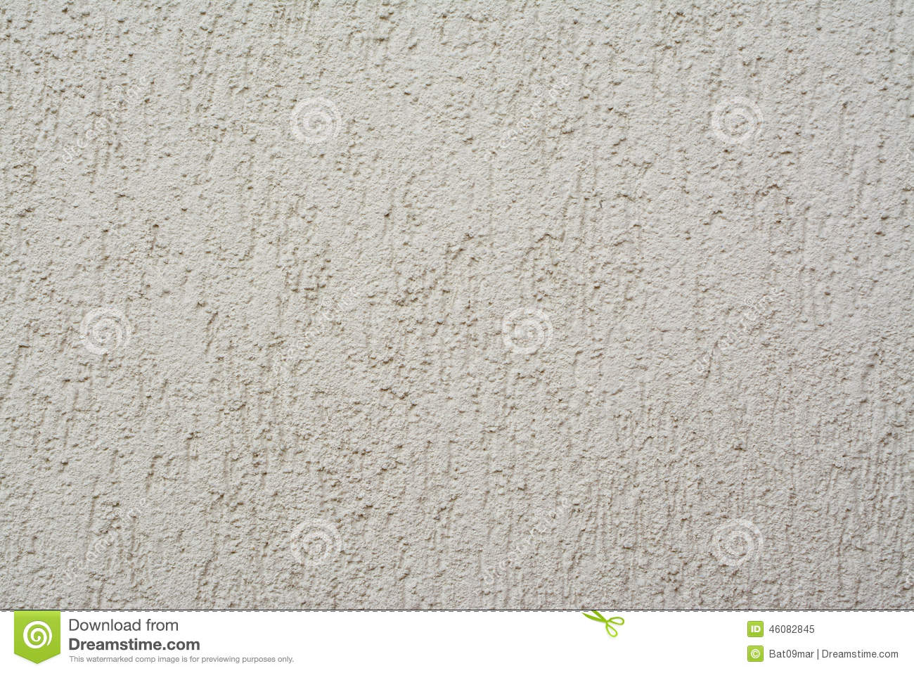 Wall Plaster Texture Stock Photo Image 46082845