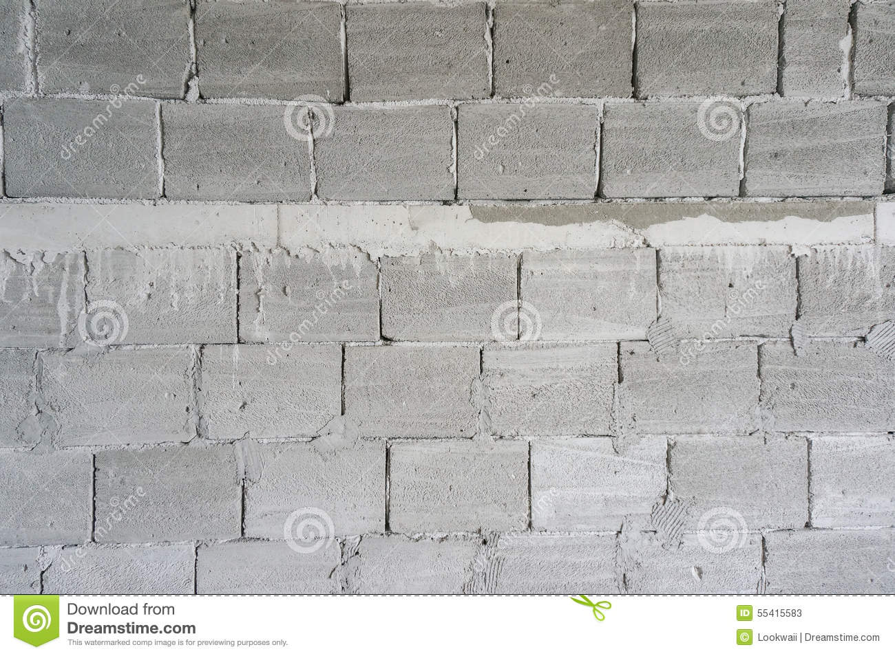 Wall of poured concrete under construction stock photo for Time saver details for exterior wall design