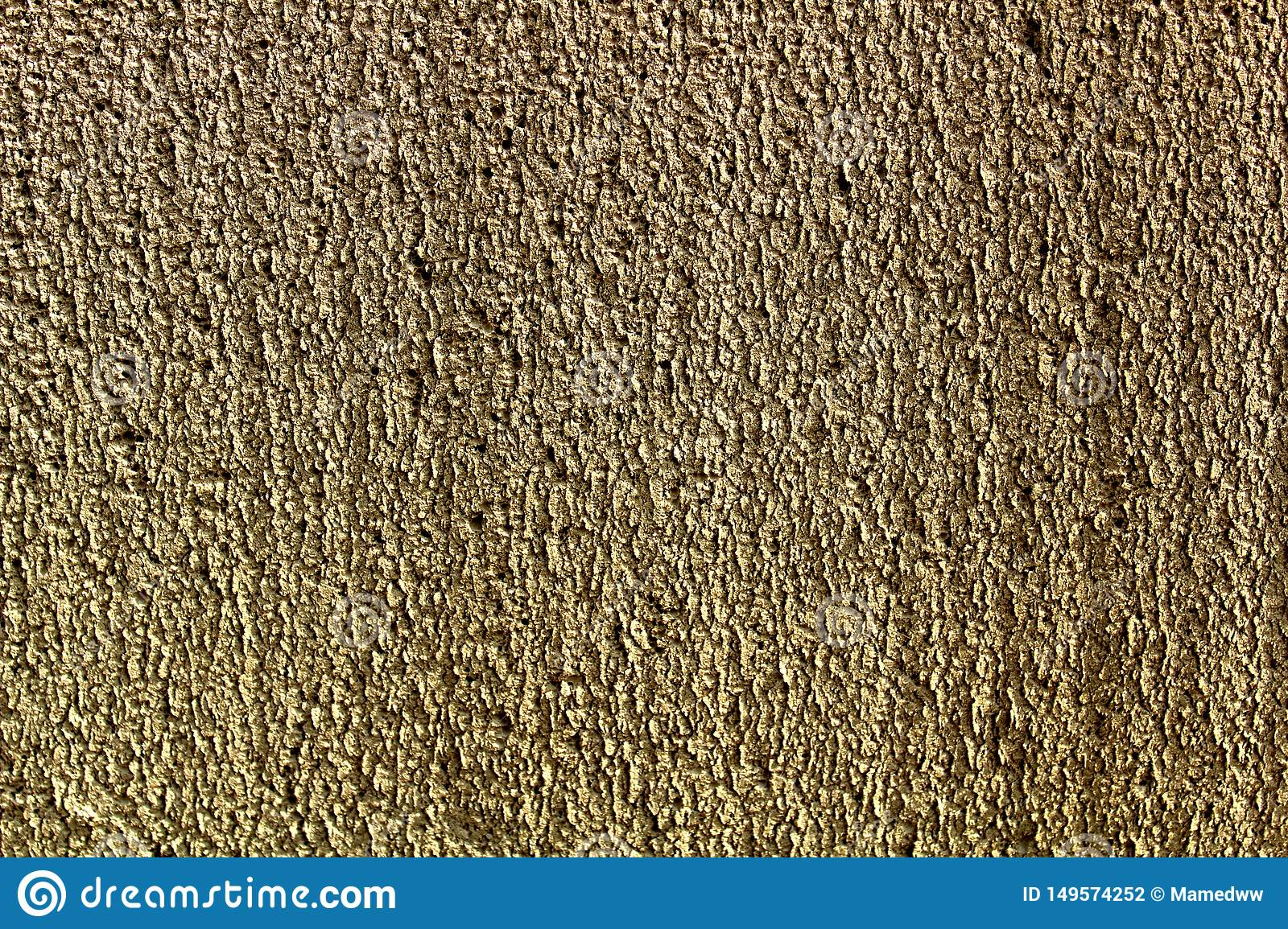 Wall sand color texture