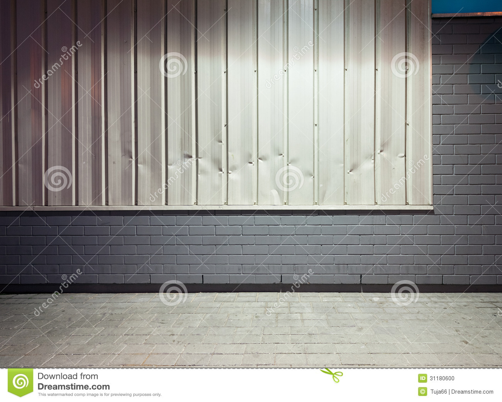Wall Stock Photo - Image: 31180600