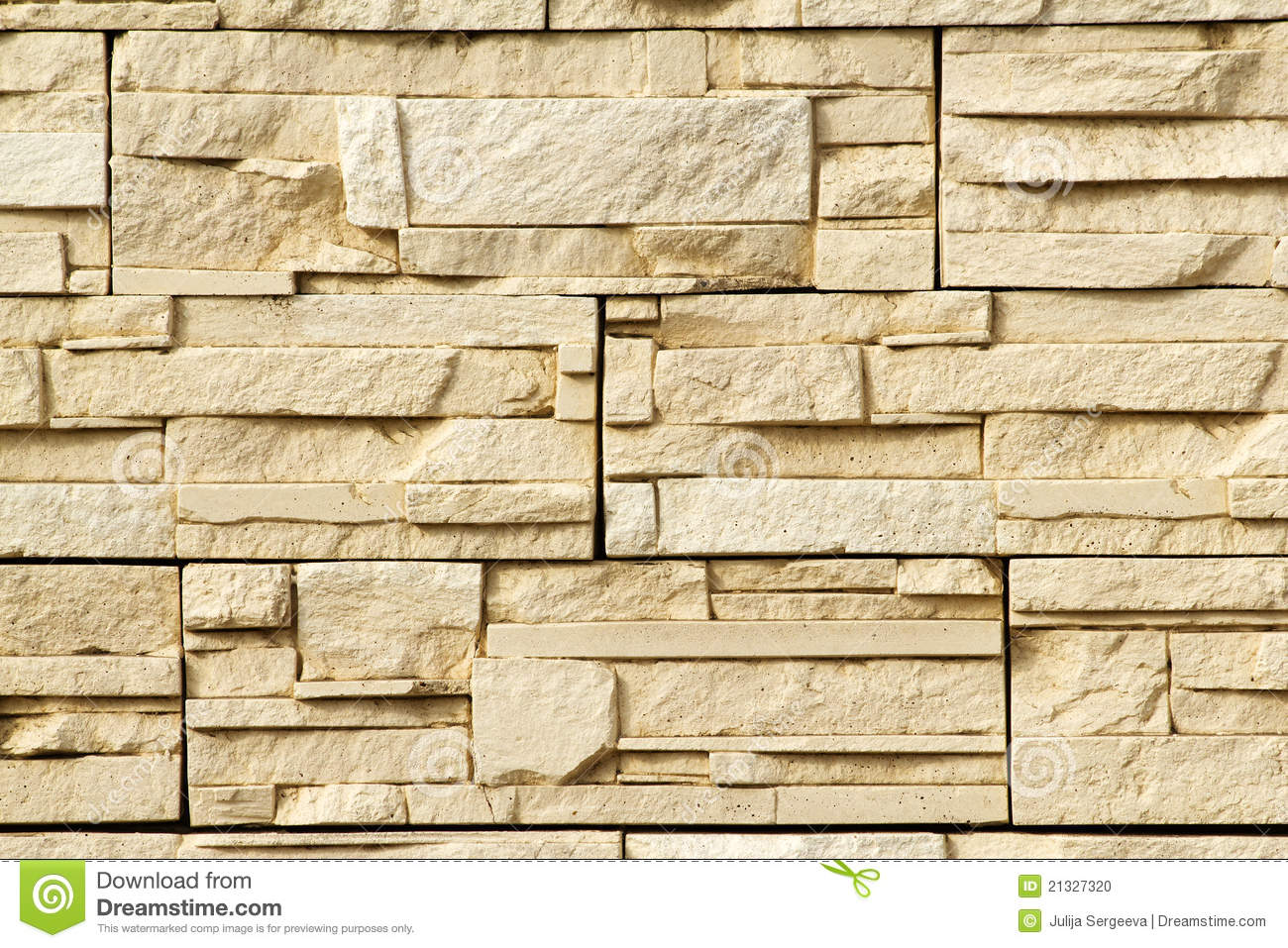Fancy Wall Stones : Wall stone decorative stock photo image of