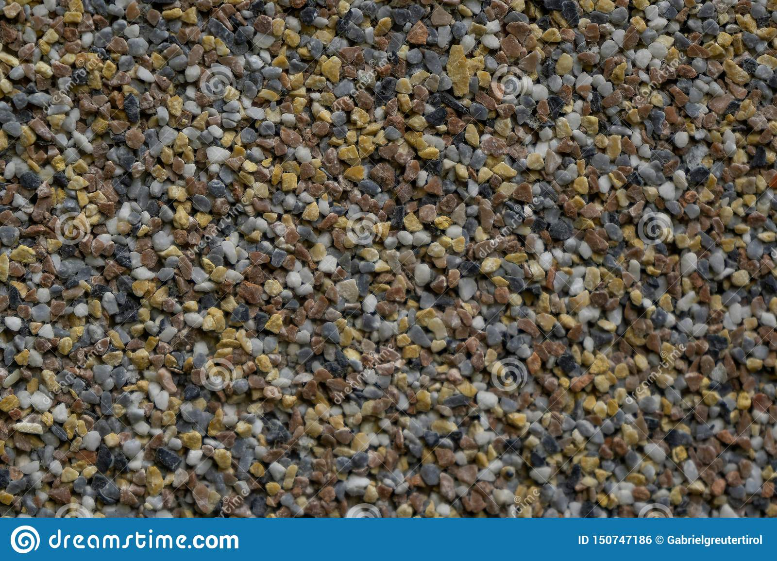 Wall texture stone background color