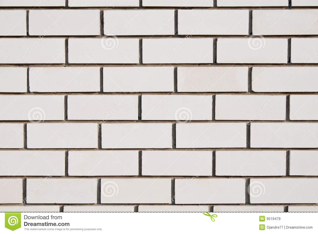 Wall from a white silicate brick royalty free stock images - Brique decorative blanche ...