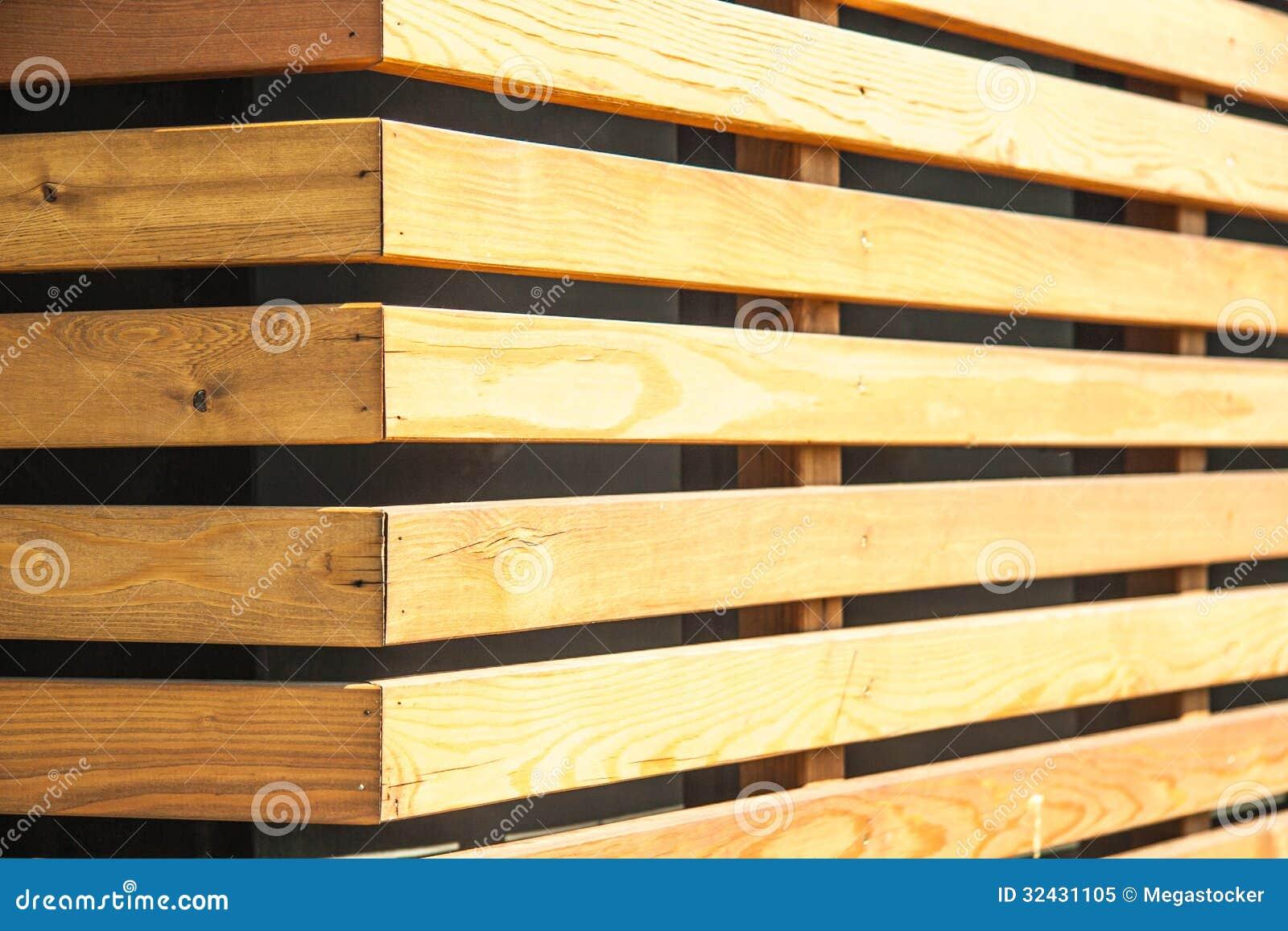 Light Wood Wall Paneling : Wall of wood panels royalty free stock photo image