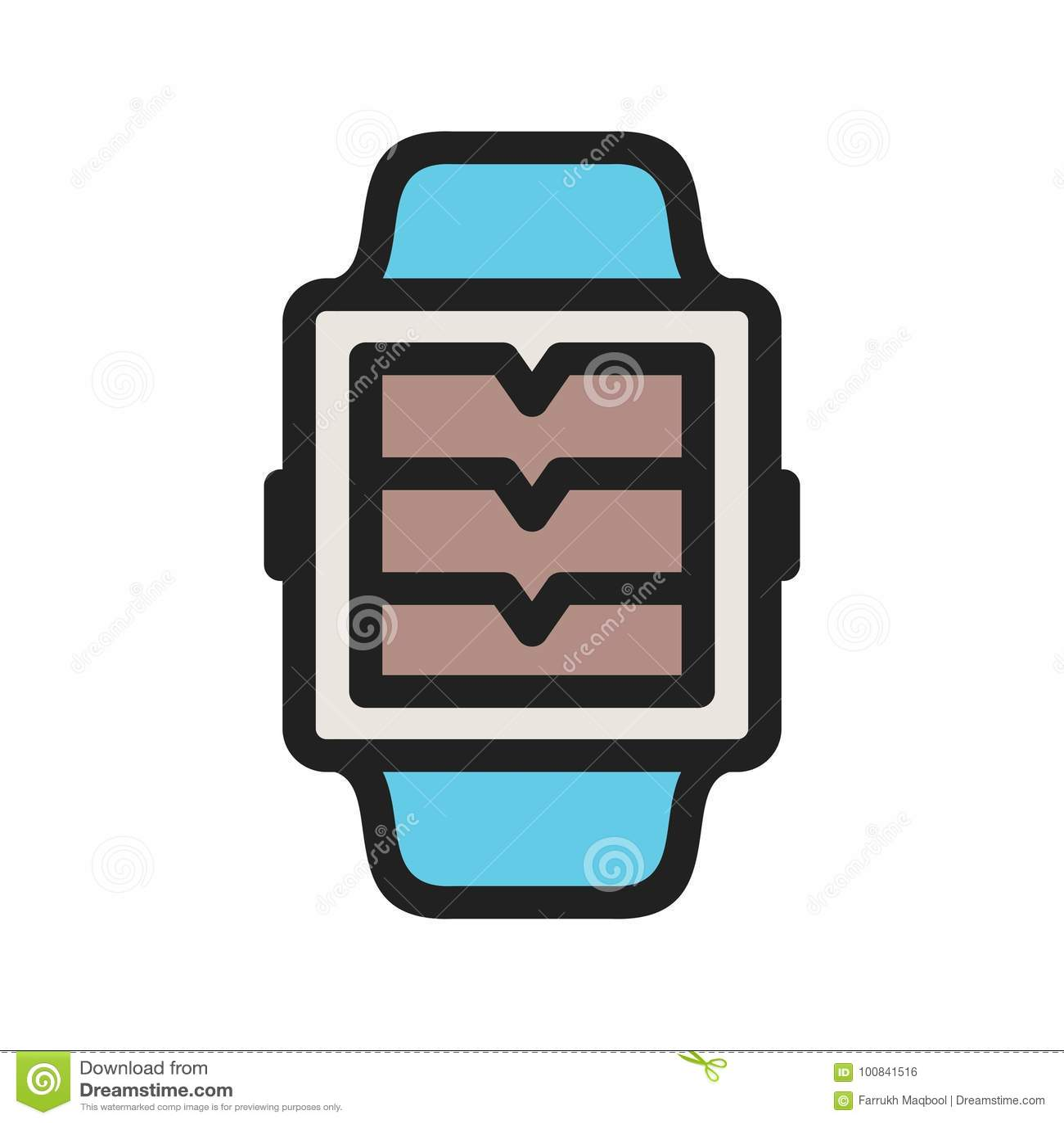 Wallet App stock vector  Illustration of transfer, shopping