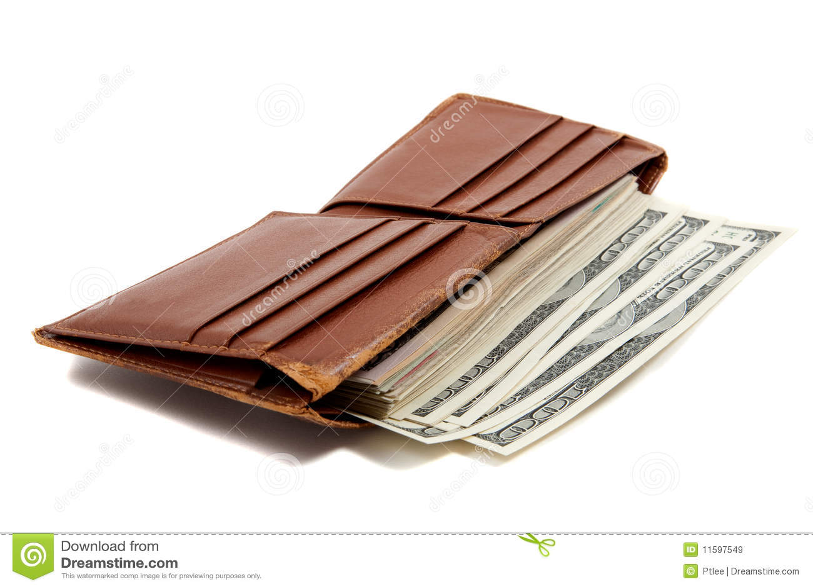 business plan cash budget wallets