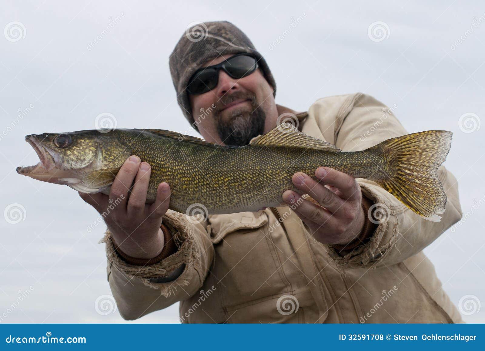 Walleyefiske