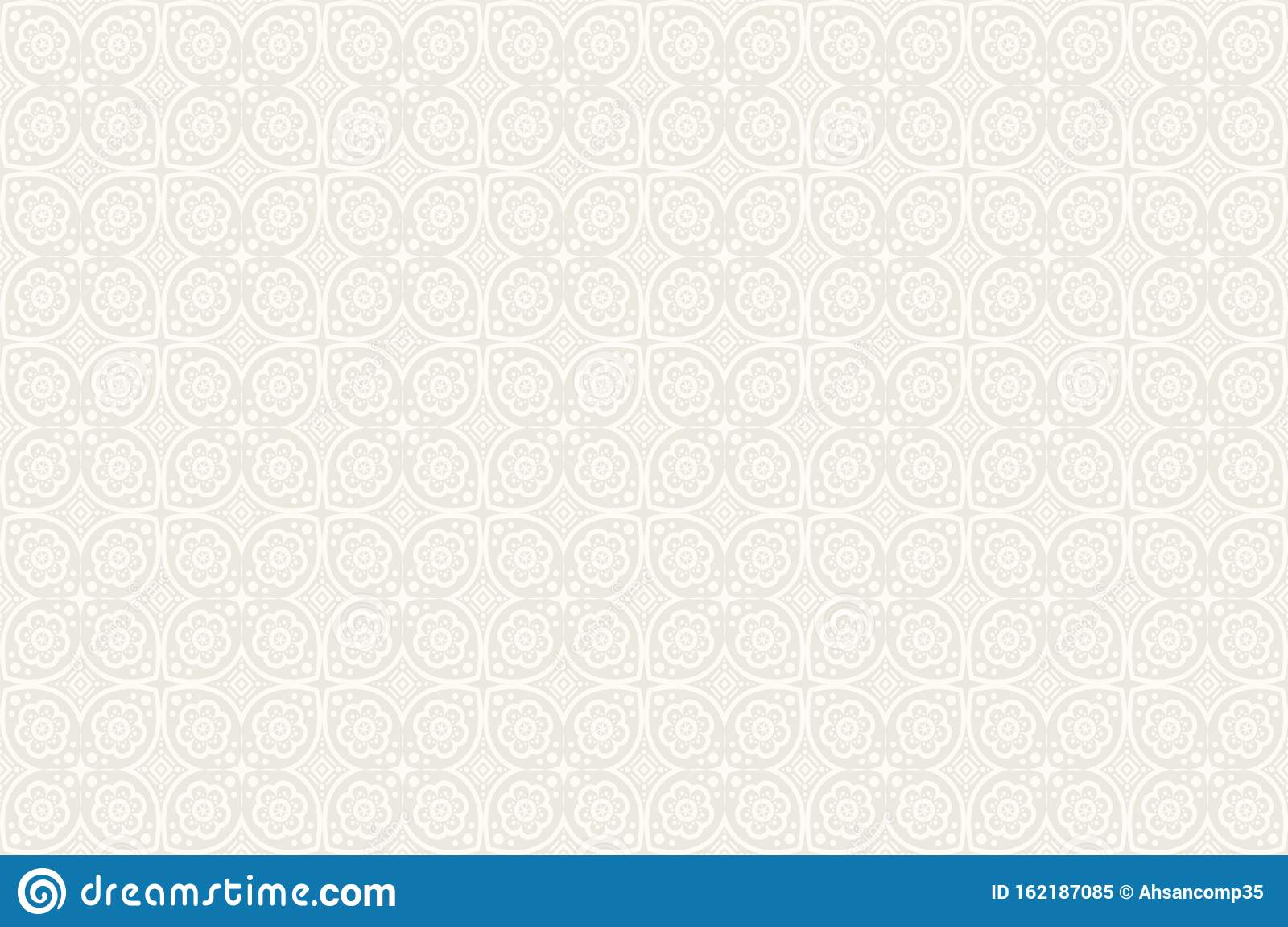 Wallpaper Batik Background, Pattern, Ornament, HD Stock Illustration -  Illustration Of Gradient, Concept: 162187085
