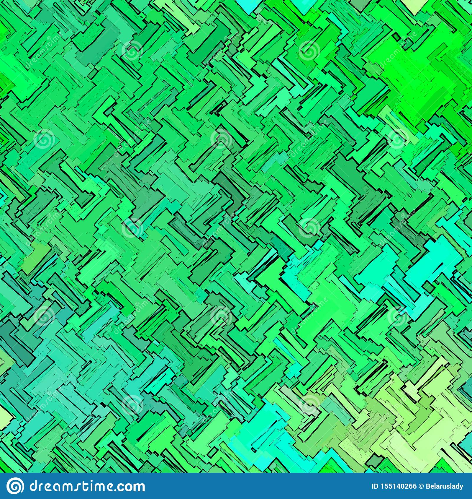 The Texture Of Teal And Turquoise: Wallpaper Continuous Background In Green, Turquoise And