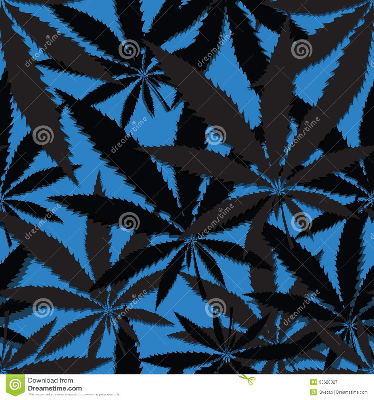 Leaves of cannabis royalty free stock photography image 33628327
