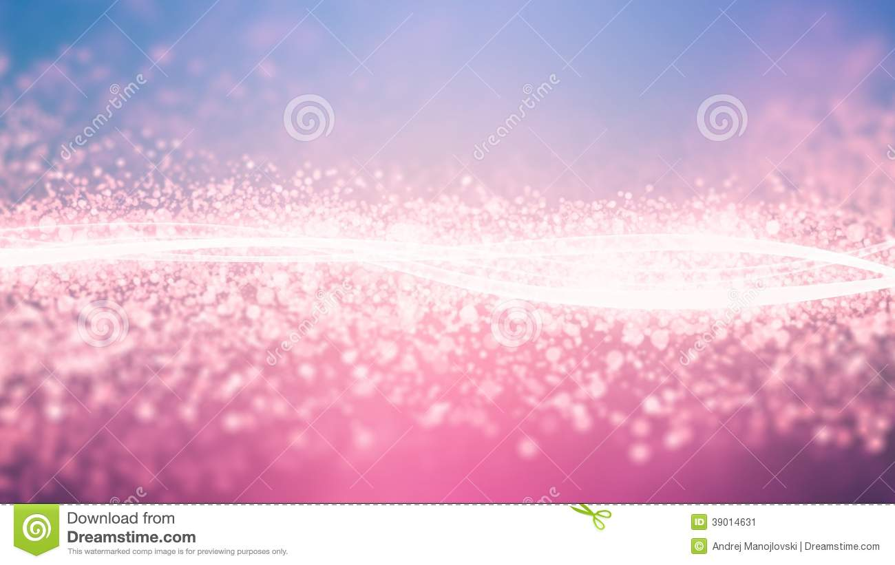Wallpaper Pink Light Crystals Galaxy Stock Image Image