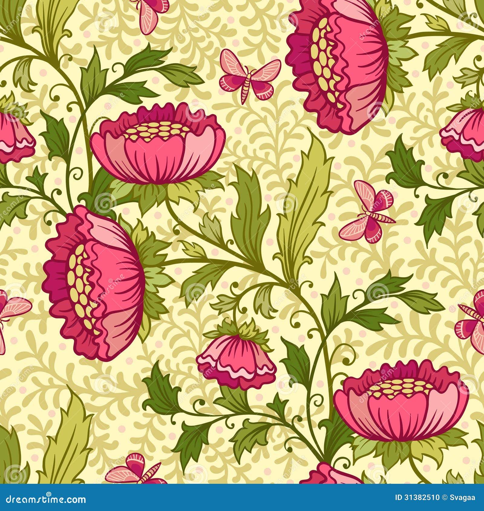 daisy wallpaper border