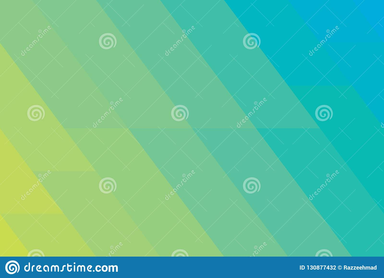 Wallpaper triangle background geomatric backdrop texture style gradation modern green and blue