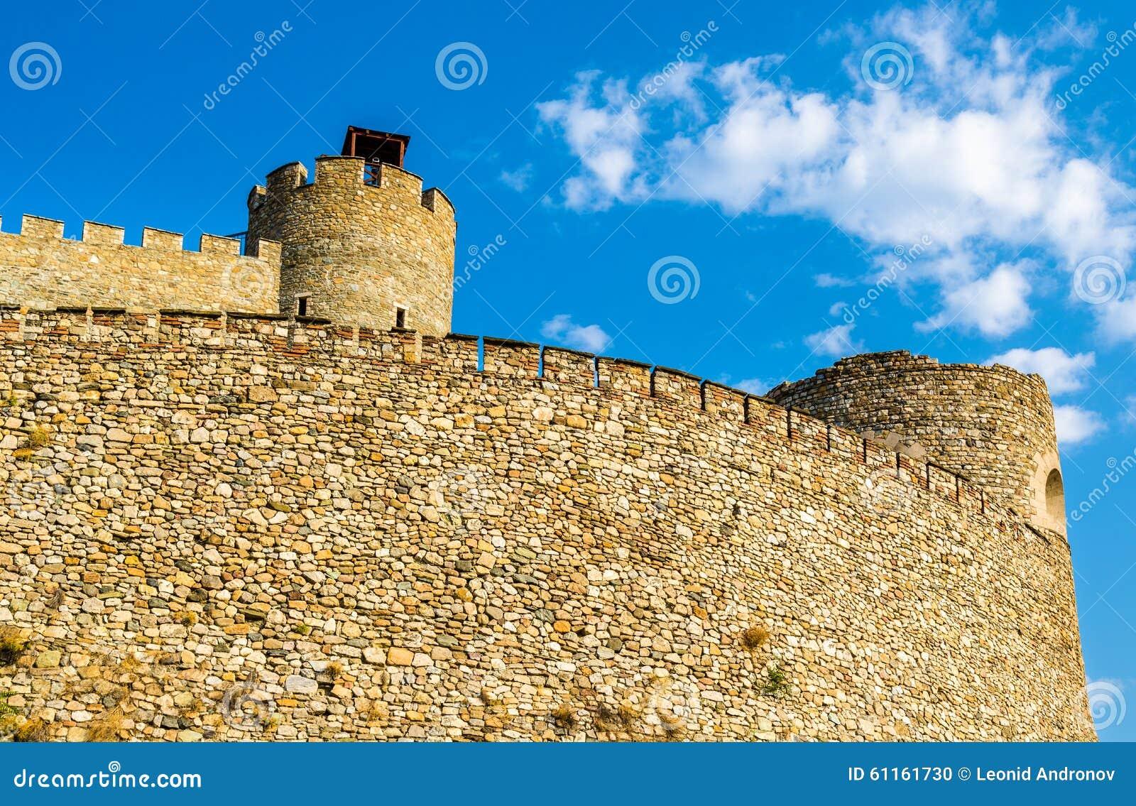 Walls of the Skopje Fortress