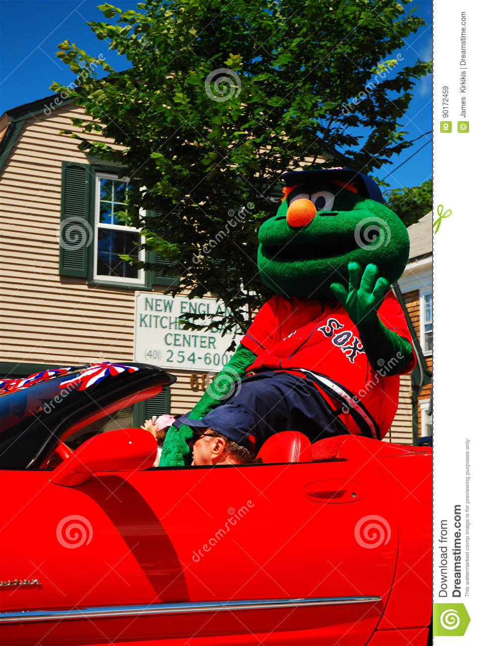 Wally On Parade Editorial Stock Image Image Of England 90172459