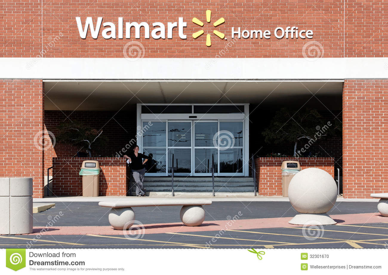 walmart corporate headquarters